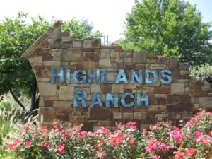 Highlands Ranch Entry photo by Ken Jansen Realtor